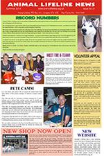 Animal Lifeline newsletter Summer 2014